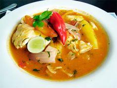Sudado de Pescado - peruvian steamed fish