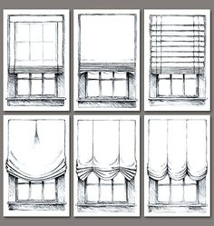 window shade patterns