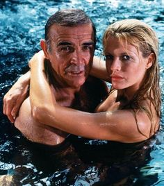 """1983 Bond - Sean Connery - Never Say Never Again. This James Bond movie is considered """"unofficial"""". The true James Bond franchise produced by Eon Productions, producer Cubby Broccoli (1909-1996) and now  by Michael Wilson and Barbara Broccoli."""