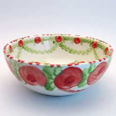 werner Serving Bowls, Tableware, Red, Tablewares, Dinnerware, Dishes, Place Settings, Mixing Bowls, Bowls