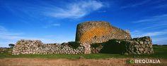 #Sardegna Nuraghe Losa #Abbasanta, #Oristano Uno dei più grandi e meglio conservati nuraghi dell'isola - #Sardinia Nuraghe Losa, One of the largest and best preserved Nuraghi of the island. #Italy #archeology