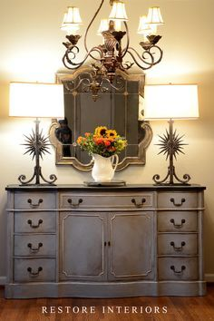 chalk painted furniture - Google Search