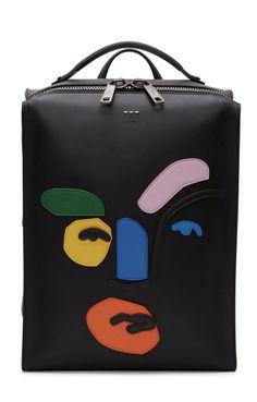 Fendi - Black Picasso Backpack 42482627f1477