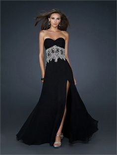 Turmec Black Ball Gown Dresses Uk