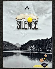 *silence* by JanineLanger at @studio_calico