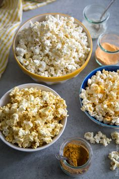 Homemade microwave popcorn is quick, easy, and super customizable! All you need is a paper bag, popcorn kernels, and a microwave.