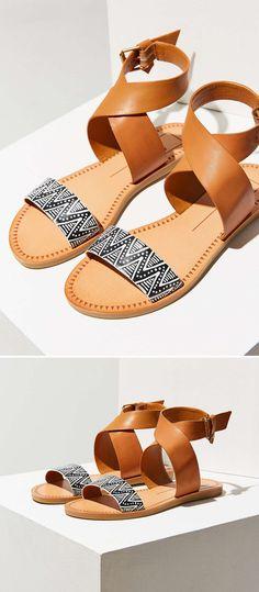 DV Julius Ankle Wrap Sandals