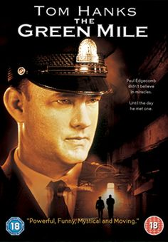 Not feeling well tonight. Watching The Green Mile now.