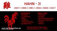 Chinesische Tierkreiszeichen: Hahn - Fakten | © premiumdesign - fotolia.com / DragonViews