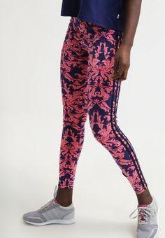 c37f705bf BAROQUE ORNAMENT - Leggings - darkblue - Zalando.se. BaroqueMörkblå. Köp adidas  Originals ...