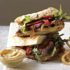 Crab Salad and Sourdough Panini Recipe   SimplyRecipes.com