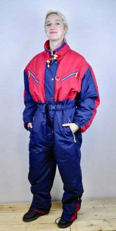 Snow Suit, Overall, Sport, Suits, Vintage, Style, Products, Fashion, Kleding