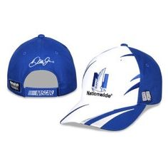 2016 NASCAR Trackside Jagged Style Adult Logo Hat blThis jagged hat leaves  a sharp impression with 22ded4daa
