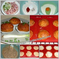 Bacon, Muffin, Breakfast, Food, Morning Coffee, Essen, Muffins, Meals, Cupcakes