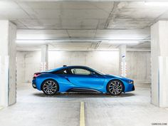 2015 BMW i8 Coupe (UK-Version)  - Side, 1024x768, #5 of 69