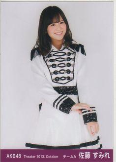 AKB48 Theater 2013.October 佐藤すみれ
