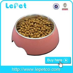 Pet bowl stainless steel/pet food bowl/personalized dog bowl