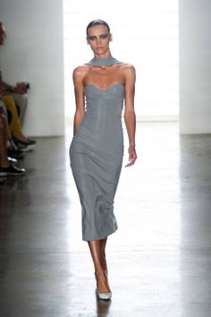 Cushnie et Ochs Spring 2014 Ready-to-Wear Collection