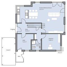 Haus Freiberger – Erdgeschoss