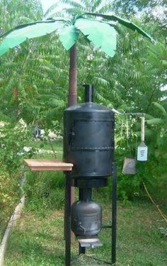 Projects & Recipes | BBQ & Smoker Projects & Recipes | Barbecue & Smoker Project & Recipe | Difficulty: Simple www.MaritmeVintage.com #BBQ #Barbeque #Smoker