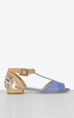 Sandale ouverte - Tous les produits - Femme