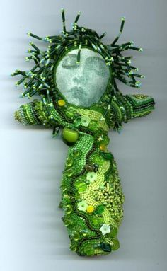 Bead Lady front