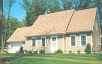 Cape Style Modular Home Plands | Cape Style Modular Homes :: Fuller Modular Homes, CT, NY, MA, and RI