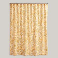 $29 For Curtains?  Navita Shower Curtain | World Market