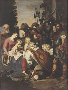 'The Adoration of the Magi by Artus Wolffort,circa 1615' ...