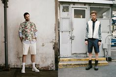 All the latest men's fashion lookbooks and advertising campaigns are showcased at FashionBeans. Click here to see more images from the Childs Spring/Summer 2017 Men's Lookbook