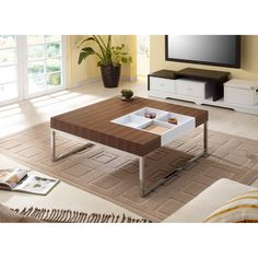Furniture of America Mint Coffee Table | Overstock.com Shopping - The Best Deals on Coffee, Sofa & End Tables