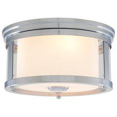 Isabella Ceiling Flush Mount   DVI Lighting at Lightology