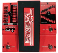 The DigiTech Whammy DT! Takes the premier pitch shifting effects pedal and adds drop tuning and true bypass Guitar Effects Pedals, Guitar Pedals, All About That Bass, Musical, Being Used, Drop, Ebay, Pitch, Destruction