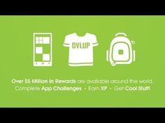 DVLUP Has Leveled Up