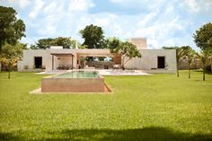 Hacienda Sac Chich Reyes Ríos + Larraín Arquitectos