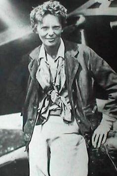 OG, Original Bada**, Amelia Earhart
