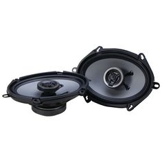 "Crunch Cs5768Cx Cs Series Speakers (5"" X 7""/6"" X 8"", Coaxial, 250 Watts Max)"
