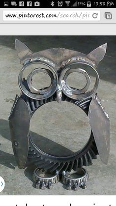 Ring gear owl