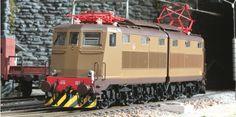 E636.082 - HL2611 Gold Edition Locomotiva elettrica FS http://www.hornby.it/hl2611.html