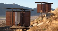In central Valle de Guadalupe, in the middle of an ecological reserve, Encuentro Guadalupe features an outdoor pool and is surrounded by vineyards.