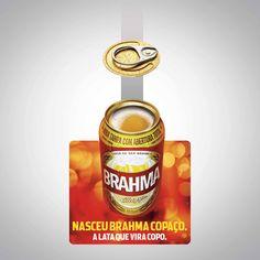 Brahma Copaço - Brazil #beer #can
