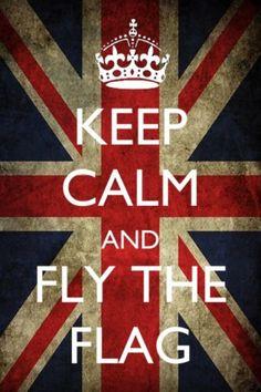 Proud to be British!!