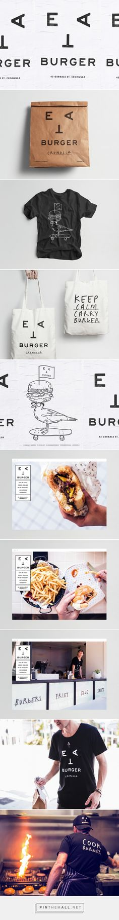 Christopher Doyle & Co. — Eat Burger... - a grouped images picture - Pin…
