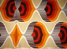 Retro Age Vintage Fabrics: December 2007