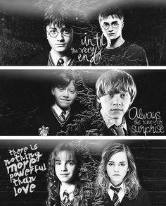 Harry potter | Ronald Wesley | Hermione Granger