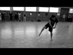 YANIS MARSHALL. Skinny Love - amazing floorwork!!!!