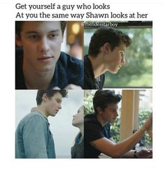 Shawn Mendes •there's nothing holdin me back•