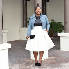 Plus Size Fashion for Women - In My Joi: Girl Friday