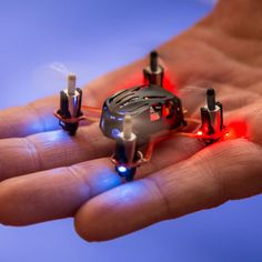 Nano Quad Micro Quadcopter RC Drone