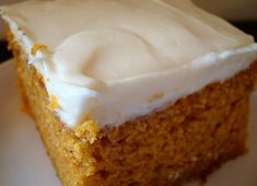 best pumpkin bars - nailed it!!! Woot woot! This is one that even the worst baker on the planet can't screw up - LOVE!